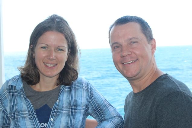 We had a very relaxing week onboard Queen Mary II.
