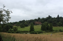 Winston Churchill's family home: Chartwell.