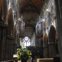 Glasgow Cathedral. Unbelievable.