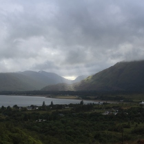 Loch Linnhe. Hiked up for this gorgeous view.