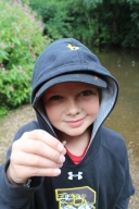 Jo caught his fish in Thirsk :)