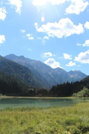 Jagersee, Austria.