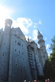 """Neuschwanstein castle....inspiration for Disney's """"Cinderella Castle"""""""