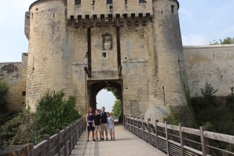 Caen Castle. HUGE, and was quite interesting to explore.
