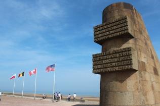 Omaha Beach.