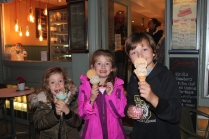 Such good ice cream!!!
