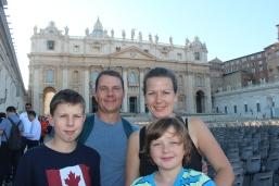 Vatican city...