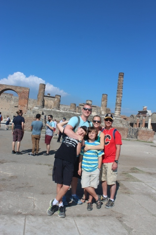 Pompeii. Another amazing place.