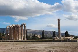 Zeus' Temple.