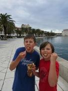 Some Croatian deep fried goodness!