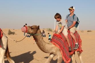 Camel riding!!!