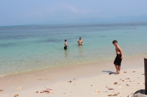 Just one of the amazing beaches on Koh Samui.