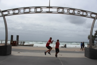 Surfer's Paradise...had some great down time here!