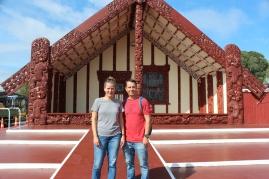 In Rotorua.