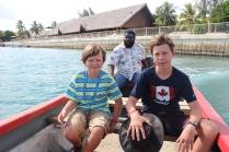 Water taxi, Vanuatu